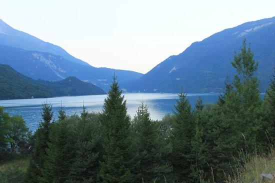 Lago di Molveno: Il lago