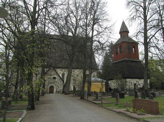 Lohjan Pyhan Laurin Kirkko the Church of St Lawrence Lohja