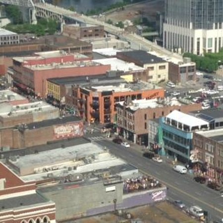 Renaissance Nashville Hotel: View of Broadway