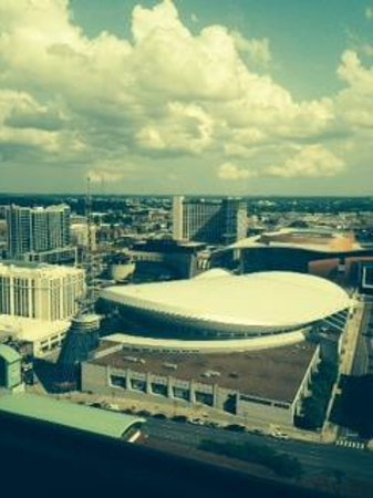 Renaissance Nashville Hotel: Bridgestone Arena