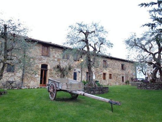Hotel Belvedere Di San Leonino: the hotel