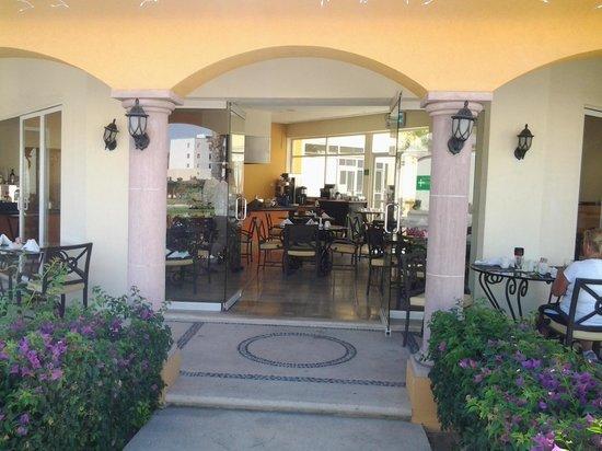Hotel Quinta Del Sol: Dining area
