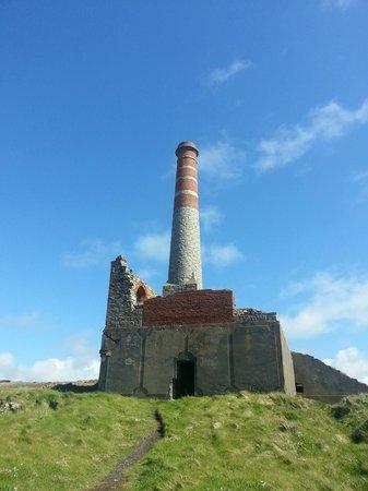 Levant Mine and Beam Engine: Levant Mine Engine House