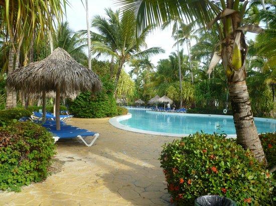 Meliá Caribe Tropical: pool