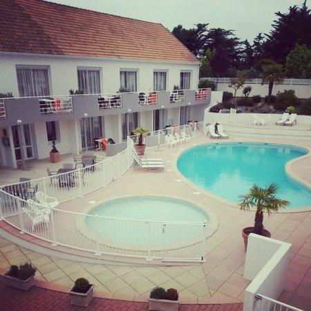 Resid'Azur : la résidence.