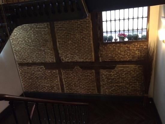 Petit Palace Posada del Peine: couloir