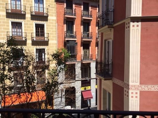 Petit Palace Posada del Peine: vue