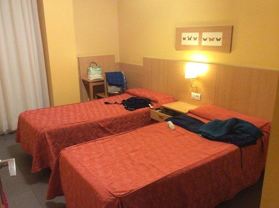Terralta Apartamentos Turisticos : bedroom