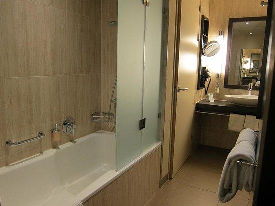 Lindner Hotel Am Belvedere: バスルーム