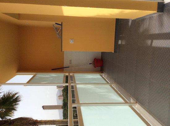 Terralta Apartamentos Turisticos : balcony