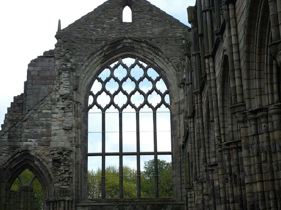Holyrood Abbey: Parte finale