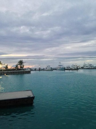 Blue Haven Resort: View of the Marina