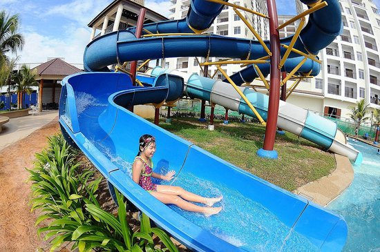 Bayou Lagoon Park Resort: fun-filled