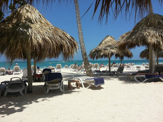 Meliá Caribe Tropical: Excellent views from everywhere......