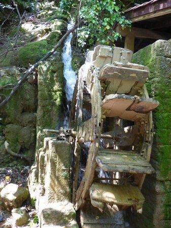 Kursunlu Waterfalls : BONITA NORIA DE AGUA