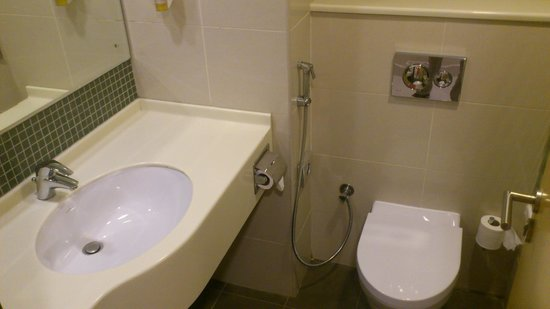 Citymax Hotels Bur Dubai: Ванная комната