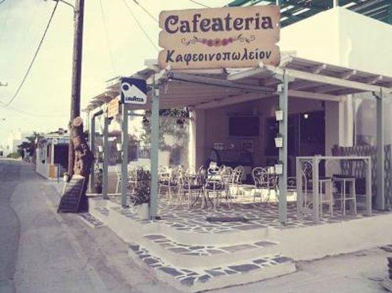 Cafeateria: vintage