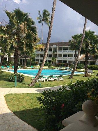 Hotel Albachiara : Pool area