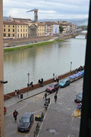 Promenade: Vista sull'Arno
