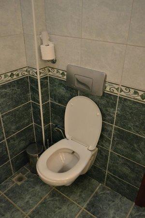 Kutle Hotel: Туалет