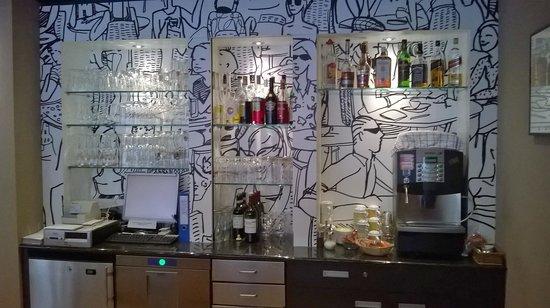 Ibis Erfurt Altstadt: Bar