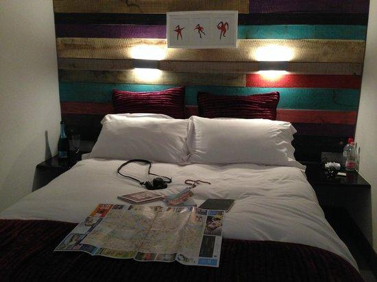 Brody House: Shoebox Room - Upstairs bedroom
