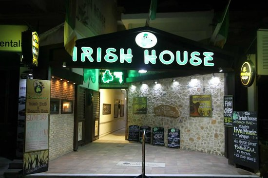 Irish House, Stalis