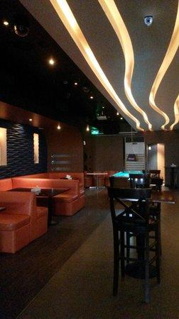 The Juffair Grand Hotel : Snack bar