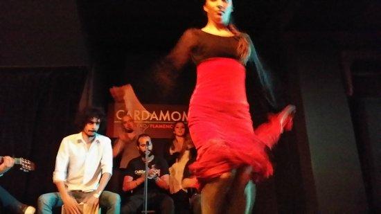 Cardamomo Tablao Flamenco : Cardamomo live!