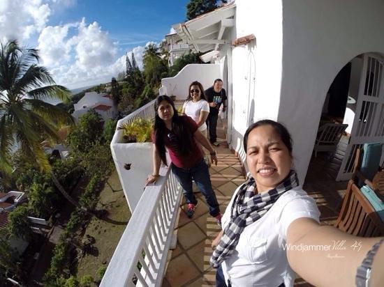 Windjammer Landing Villa Beach Resort: ;)