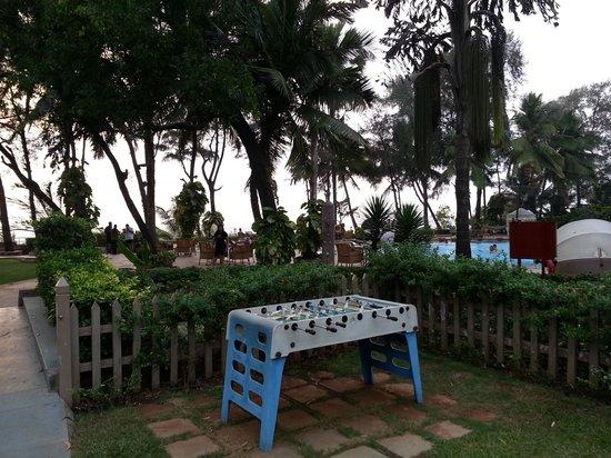 The Resort : garden