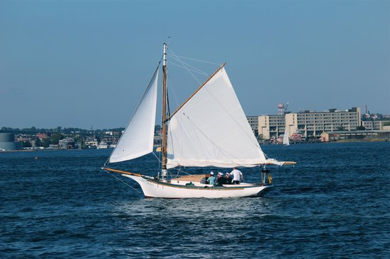 Duchess of Boston Sailing Charters