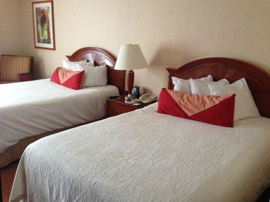 Hilton Garden Inn Sacramento/South Natomas: Accomodations