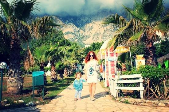 Carelta Beach Resort and Spa: май 2014