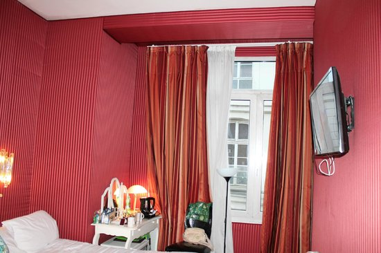 Hôtel Royal Aboukir : Номер 302
