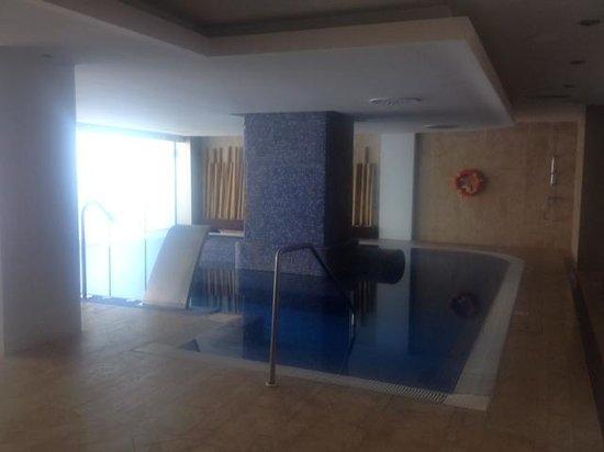 Hipotels Aparthotel Cala Millor Park: Indoor Pool