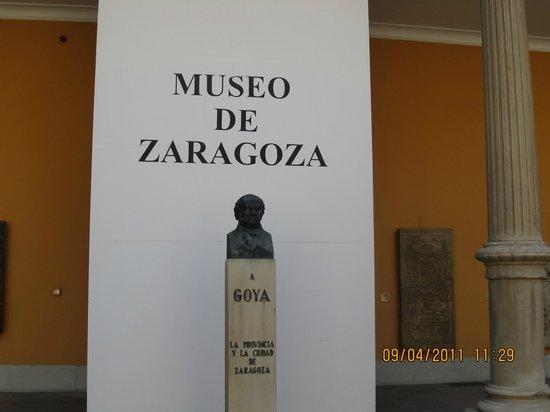 Museo de Zaragoza: Vista del Museo