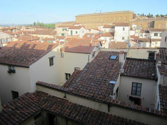 Hotel Palazzo Guadagni : Les toits de Florence, Oltrarno