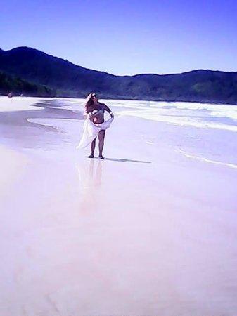 Pousada Albatroz: Praia de Lopes Mendes
