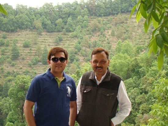 Soulitude in the Himalayas: garden