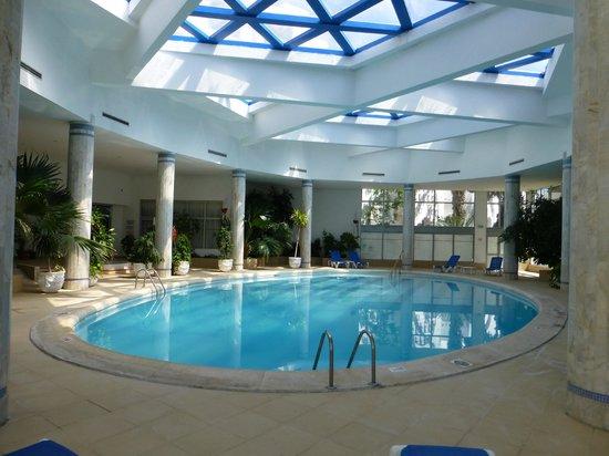 Marhaba Palace Hotel : Indoor pool - very nice and warm