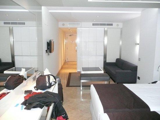 El Madrono: la grande chambre