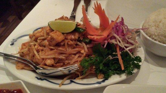 Restaurant Maison Phayathai: Pad Thai with chicken