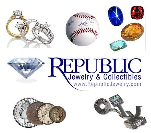 ‪Republic Jewelry & Collectibles‬