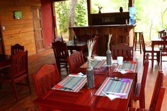 Mombacho Lodge: Resturant