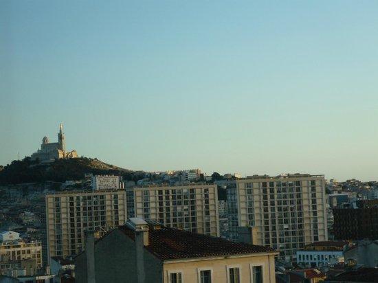 Holiday Inn Express Marseille-Saint Charles: Шикарный вид из окна