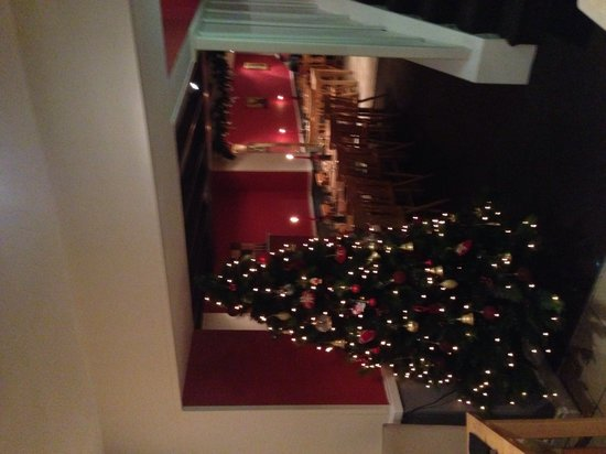 Valentine's Restaurant: Christmas 2014