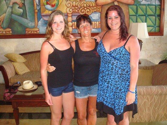 Grand Bahia Principe Punta Cana: Happy after a great week