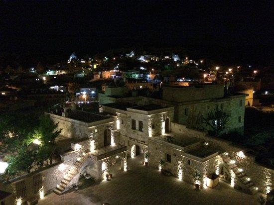 Doors Of Cappadocia Hotel : muhteşem manzara