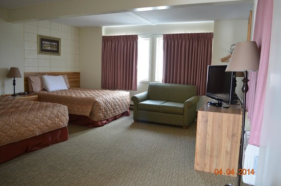 Fortune Motel: Family Suite with kitchen